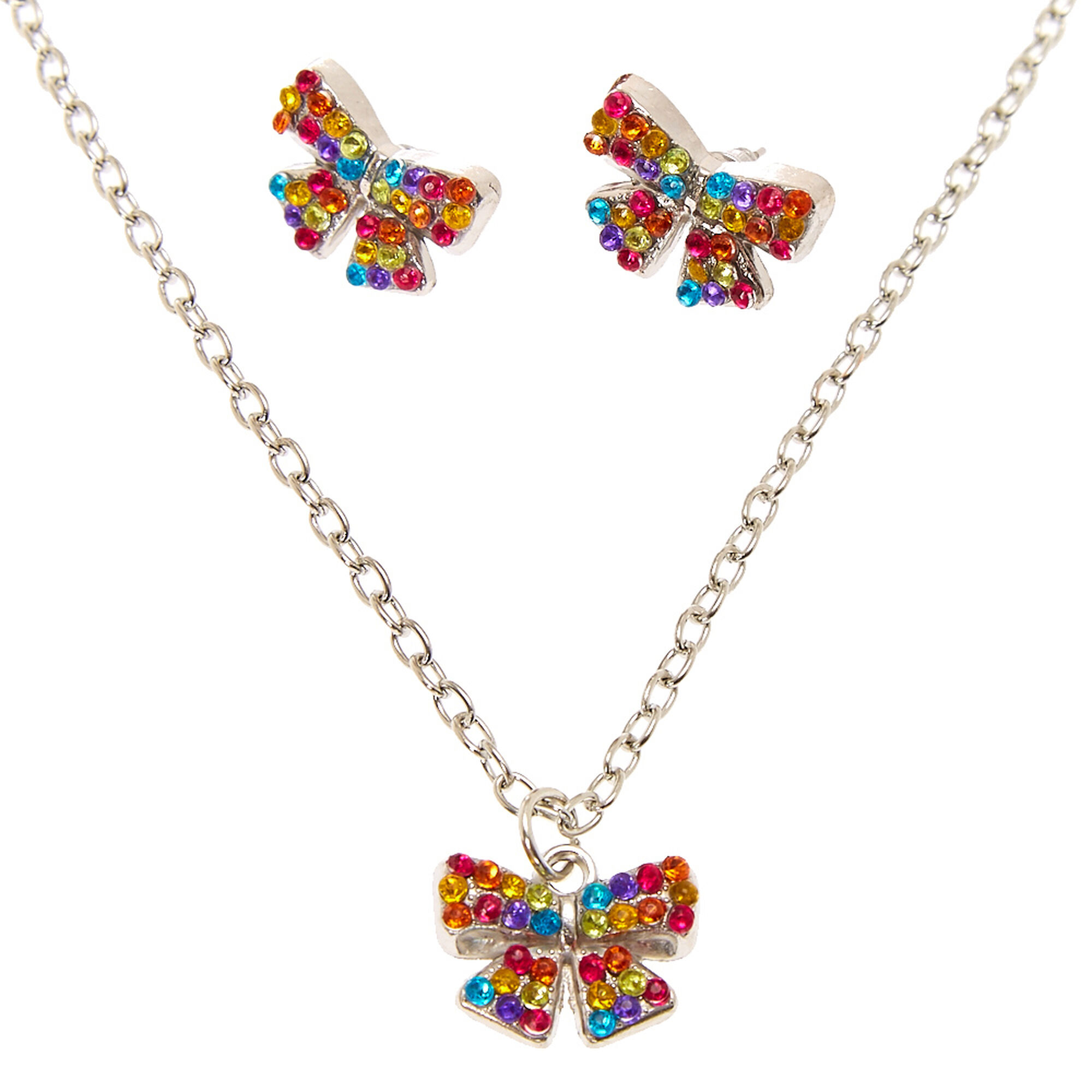 Find all of the trendy and affordable Claire's jewelry you love online at terpiderca.ga Whether you're looking for earrings and necklaces, purses and handbags, or even stylish hair accessories, you'll find beautiful and fashionable jewelry for girls from grade school to college at Claire's.