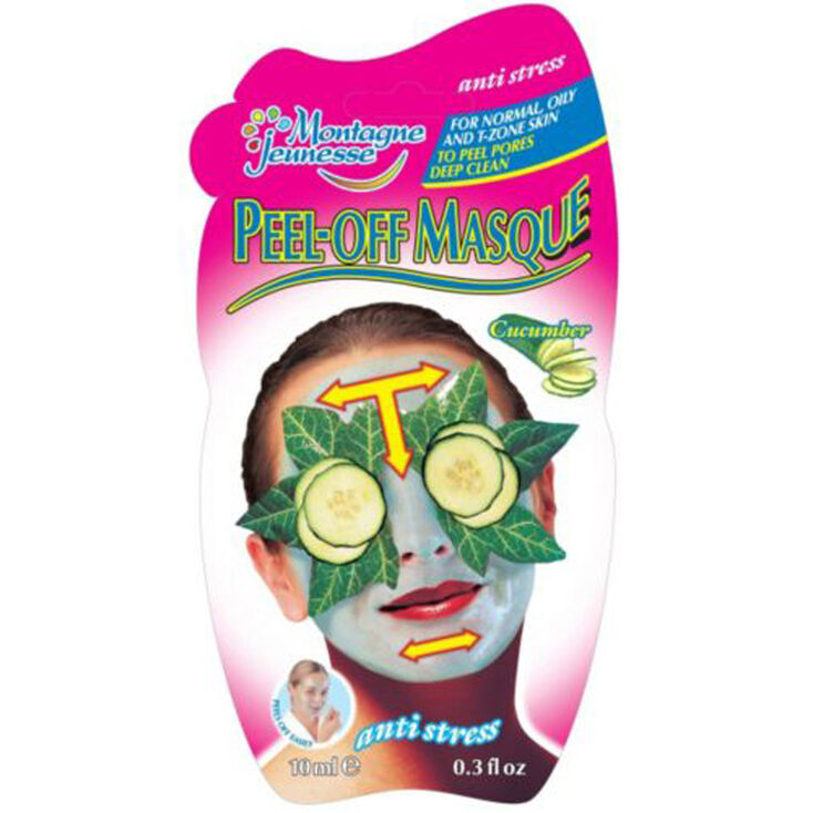 Cucumber peel off face mask claire 39 s - Masque peel off maison ...