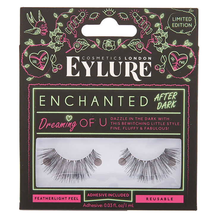 9b2e8f6b436 Eylure Enchanted After Dark Eyelashes | Claire's