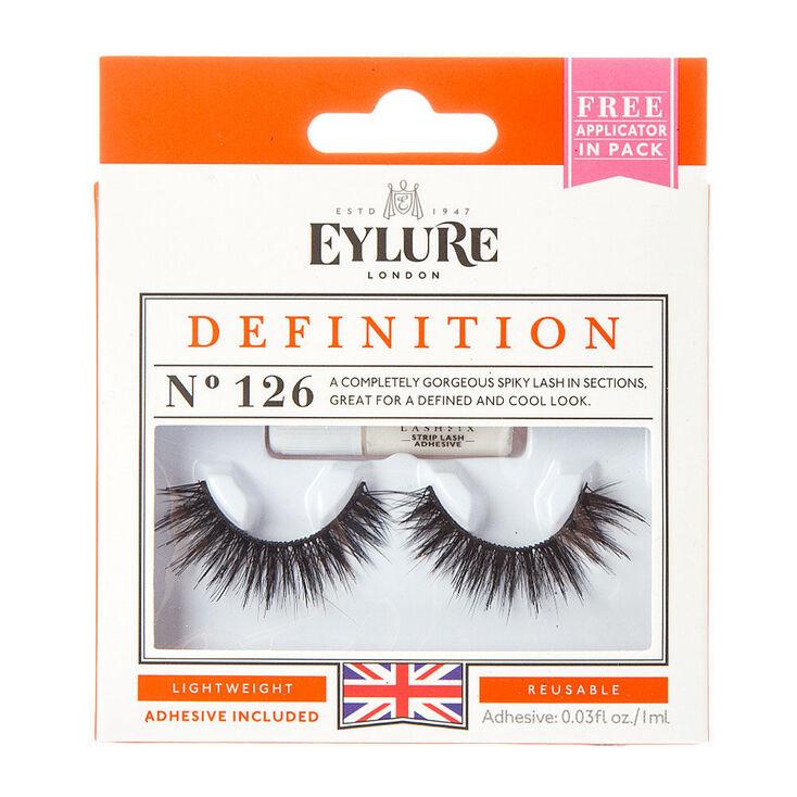 Eylure Definition No. 126 False Lashes,