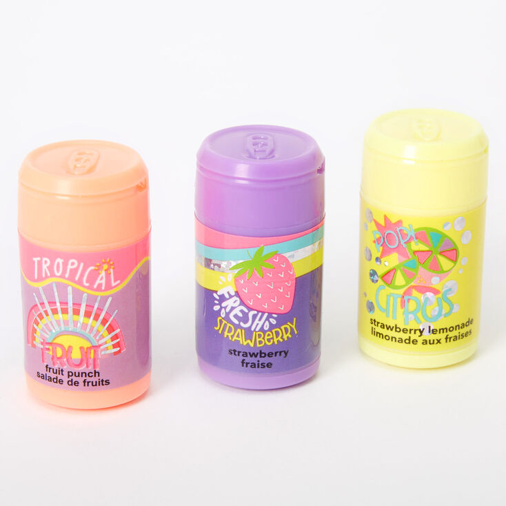 Soda Pop Lip Balm - 3 Pack,
