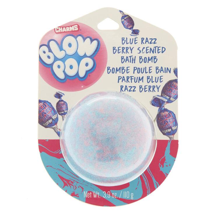 Blow Pop® Blue Razz Berry Scented Bath Bomb,