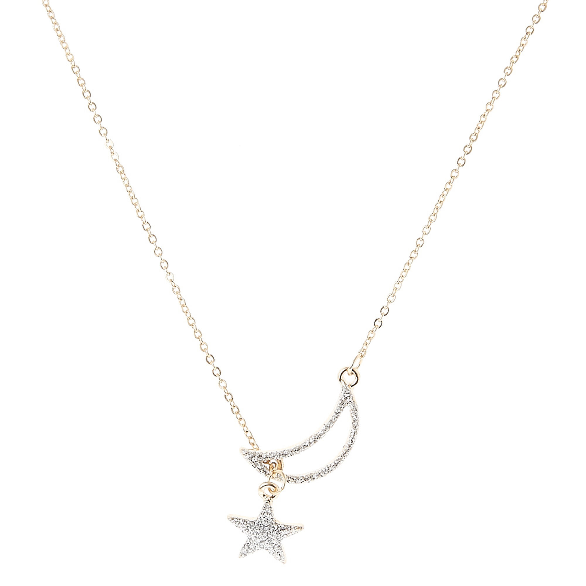previous star next guiding necklace