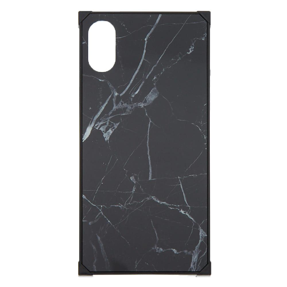 coque noir iphone x interieur doux