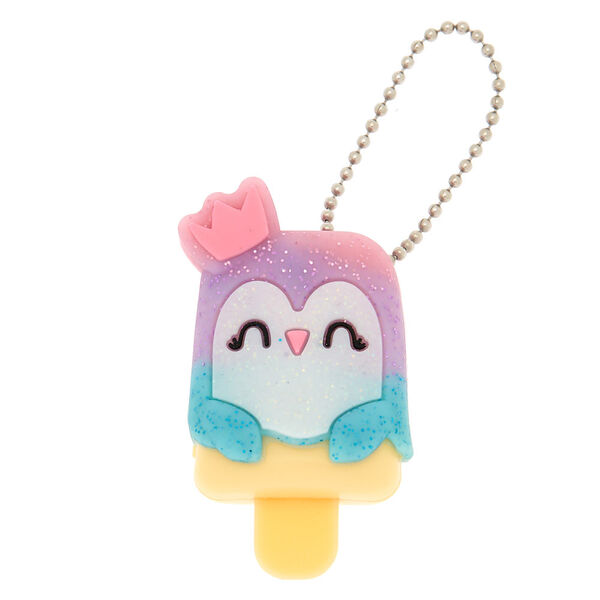 Claire's - puckerpops princess peyton the penguin lip gloss - 1