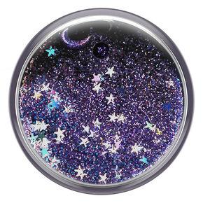 PopSockets Swappable PopGrip - Tidepool Galaxy Purple,