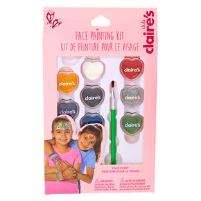 Claire's Club Face Painting Kit,