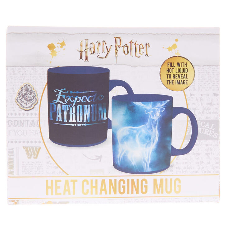 6d2625be3f7 Harry Potter™ Expecto Patronum Heat Changing Mug - Blue
