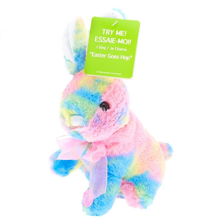 Easter Bunny Dancing & Singing Unicorn Plush Toy