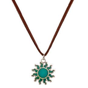 Mood Sunshine Pendant Necklace,