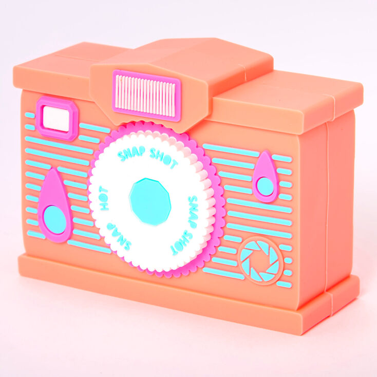 MojiPower® Camera Battery Power Bank - Orange,