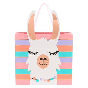 Medium Llama Gift Bag,