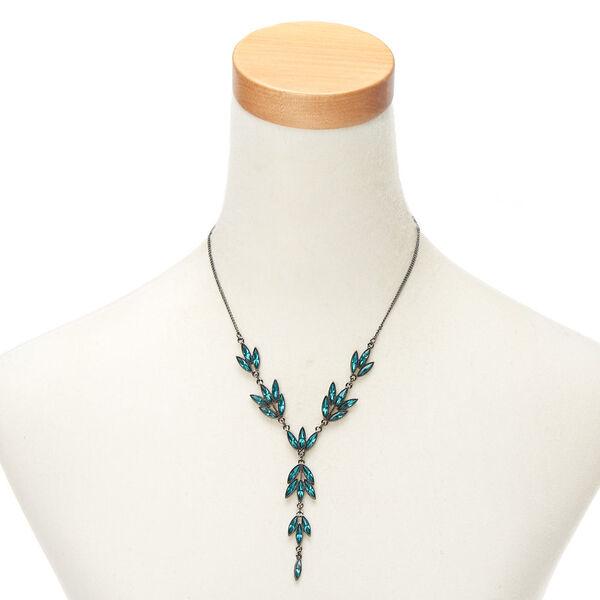 Claire's - hematite vine jewelry set - 2
