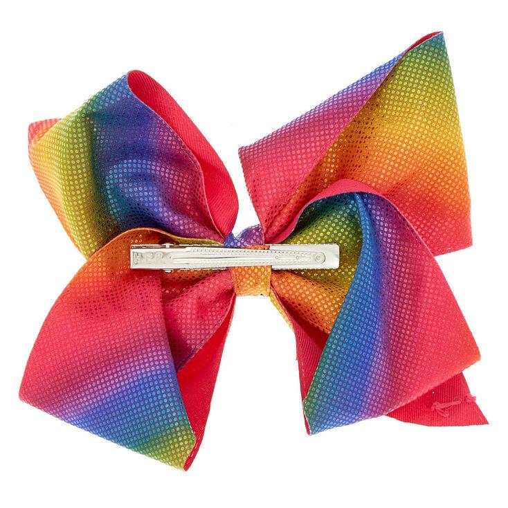 JoJo Siwa™ Rainbow D.I.Y Diva Large Hair Bow,