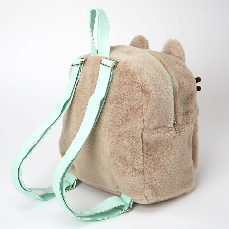 Pusheen® Soft Medium Backpack – Mint,
