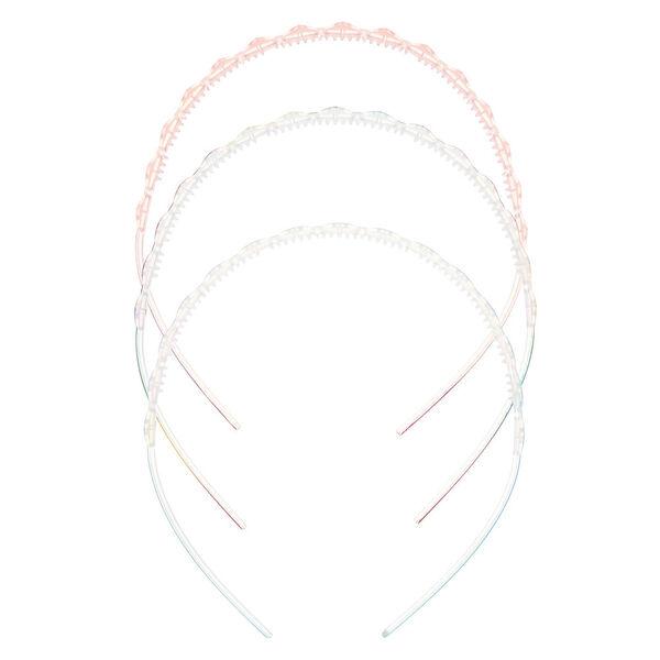 Claire's - club heart headbands - 2
