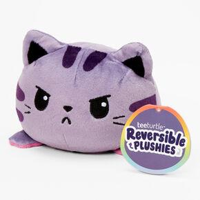 TeeTurtle™ Reversible Plushies Kittencorn & Cat - Rainbow,