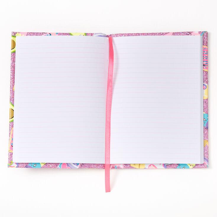 Sweetimals Glitter Journal - Pink,