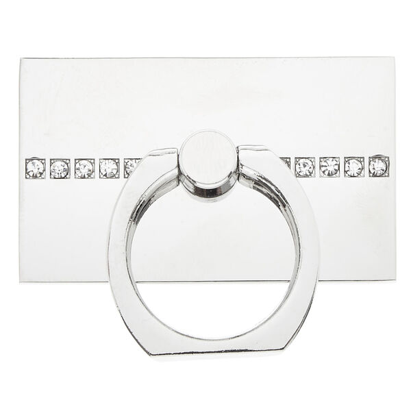 Claire's - glam plate ring stand - 1