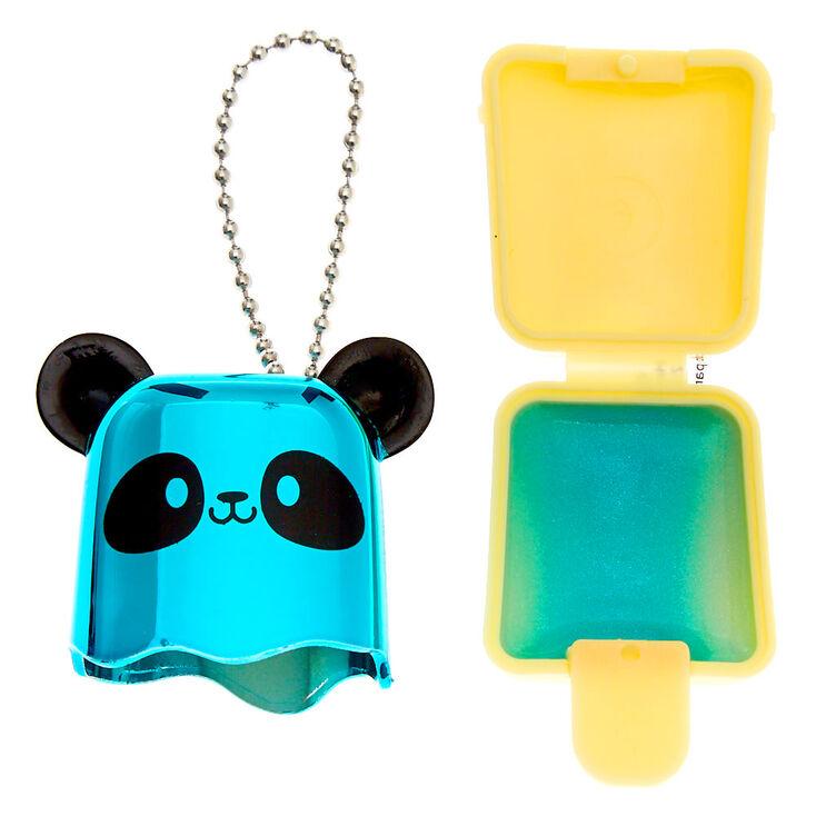 Pucker Pops Metallic Panda Lip Gloss - Blueberry,