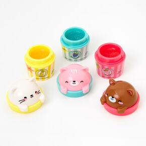 Critter Glitter Lip Gloss Set - 3 Pack,