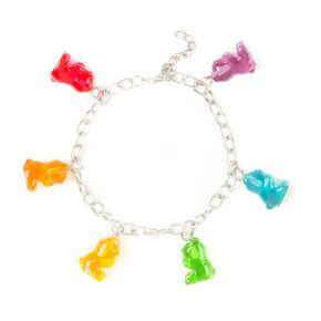 Gummy Bears Charm Bracelet,