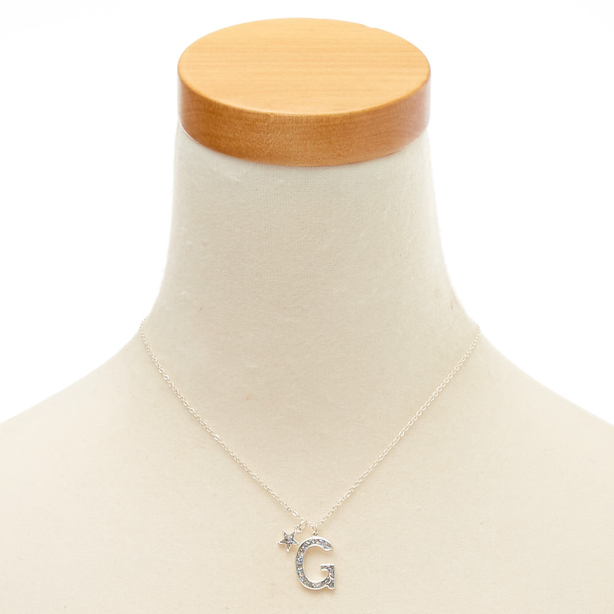 custom initial personalized z finger letter print product g necklaces a to necklace pendant jewelry and pet