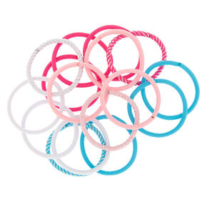 Claire's Club Hair Bobbles - 16 Pack,