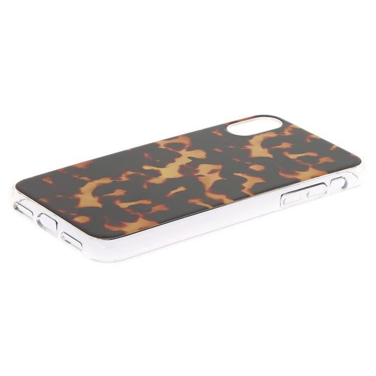 Tortoiseshell Phone Case - Fits iPhone X/XS,