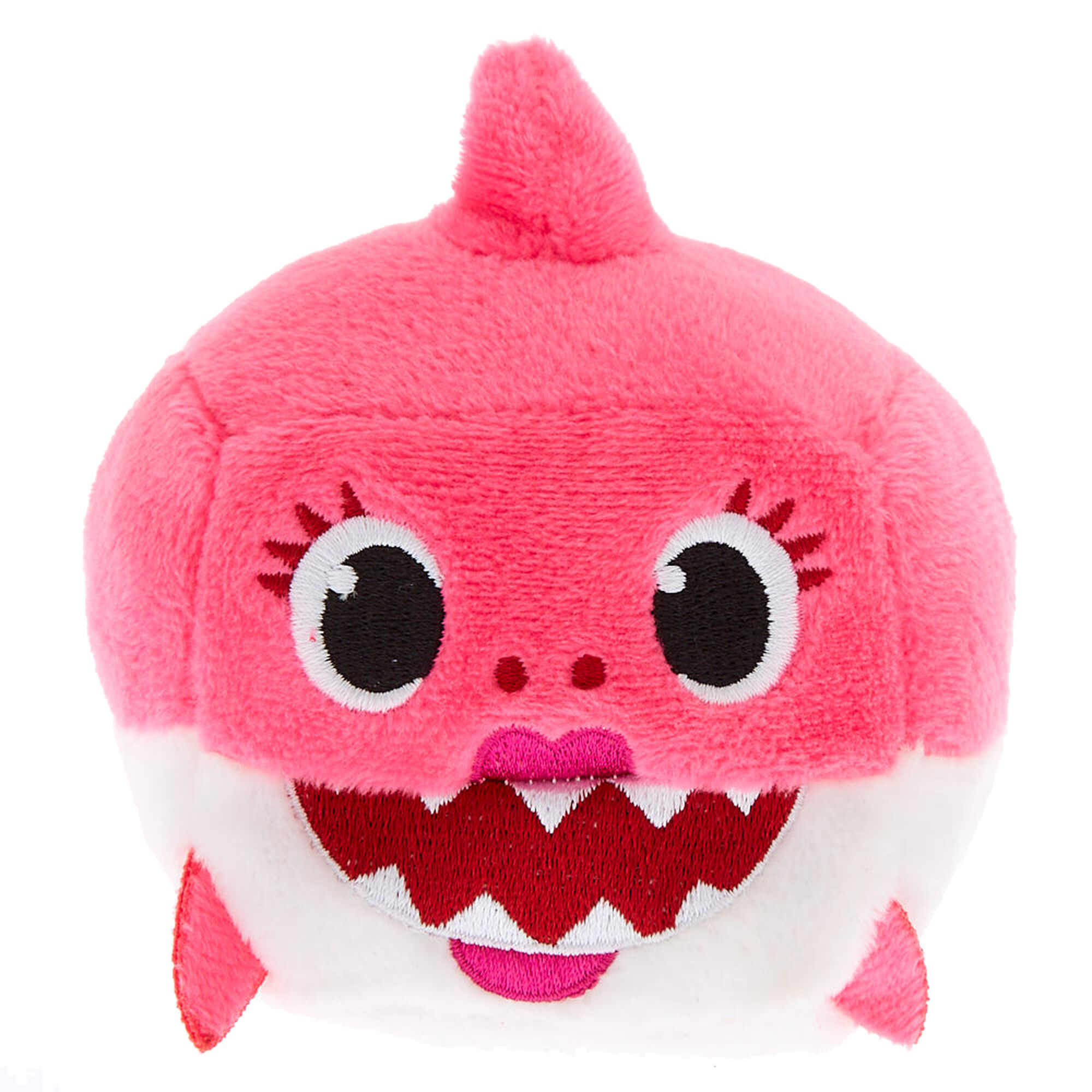 34922ed2f Pinkfong Baby Shark Plush Cube Toy - Styles May Vary | Claire's US