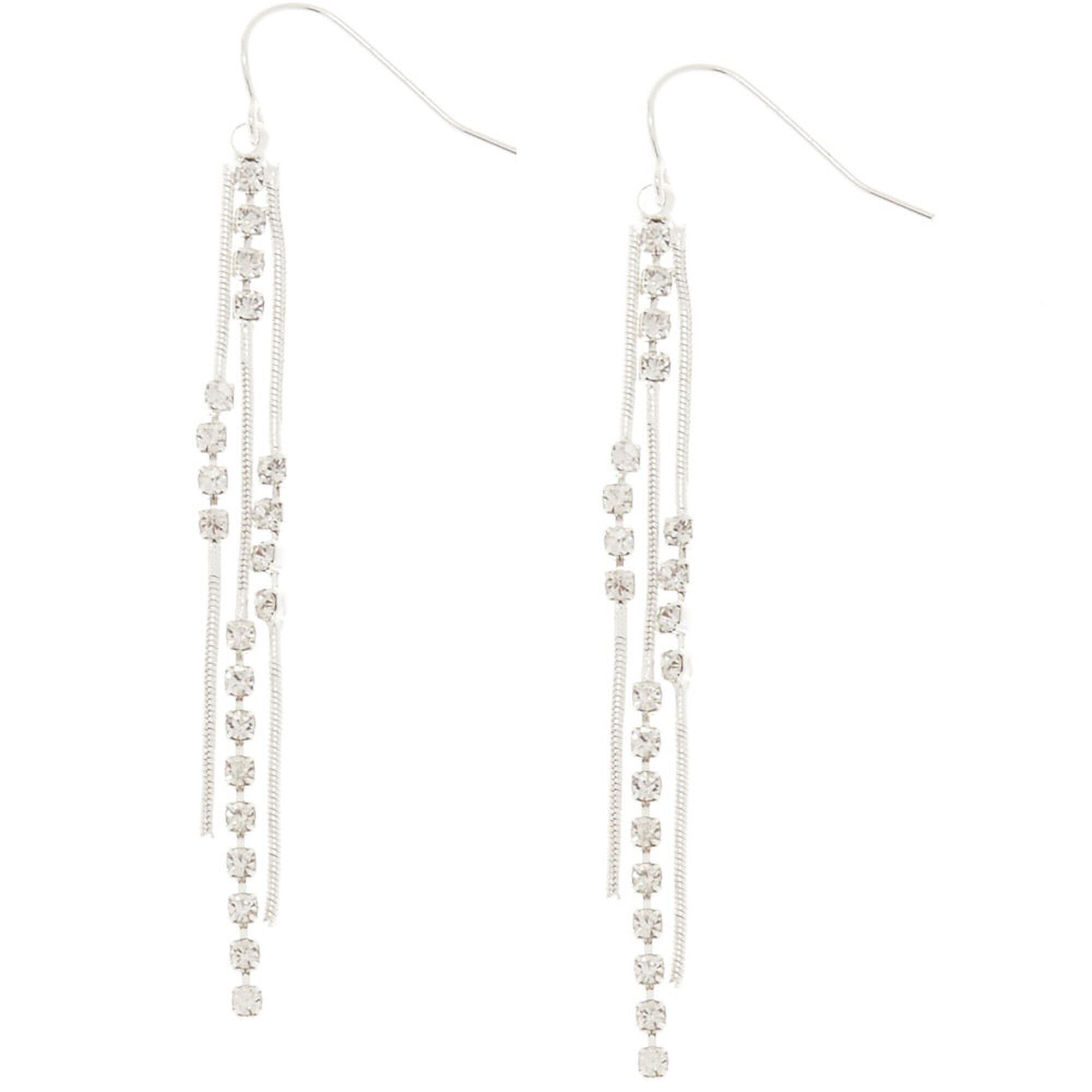 crystal chandelier products the jewelry enlarged burch fringe earrings straw tory