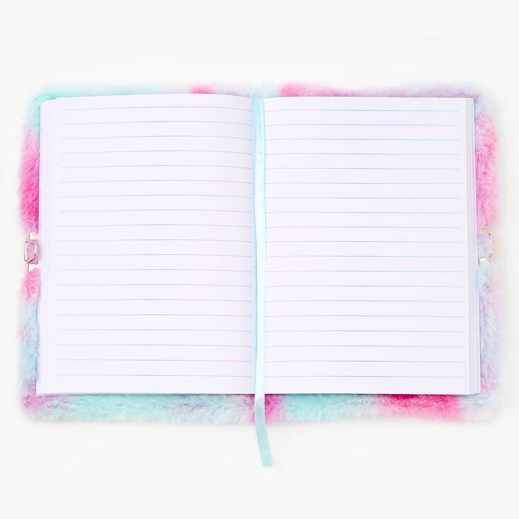 Initial Fuzzy Lock Diary - L,