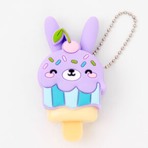 Pucker Pops Bunny Cupcake Lip Gloss - Vanilla Frosting,