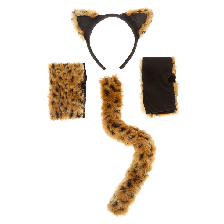 59f42fa29c04 Leopard Costume Set - 3 Pack   Claire's US