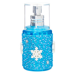 Go to Product: Blue Snowflake Bling Body Spray - Blue Raspberry from Claires