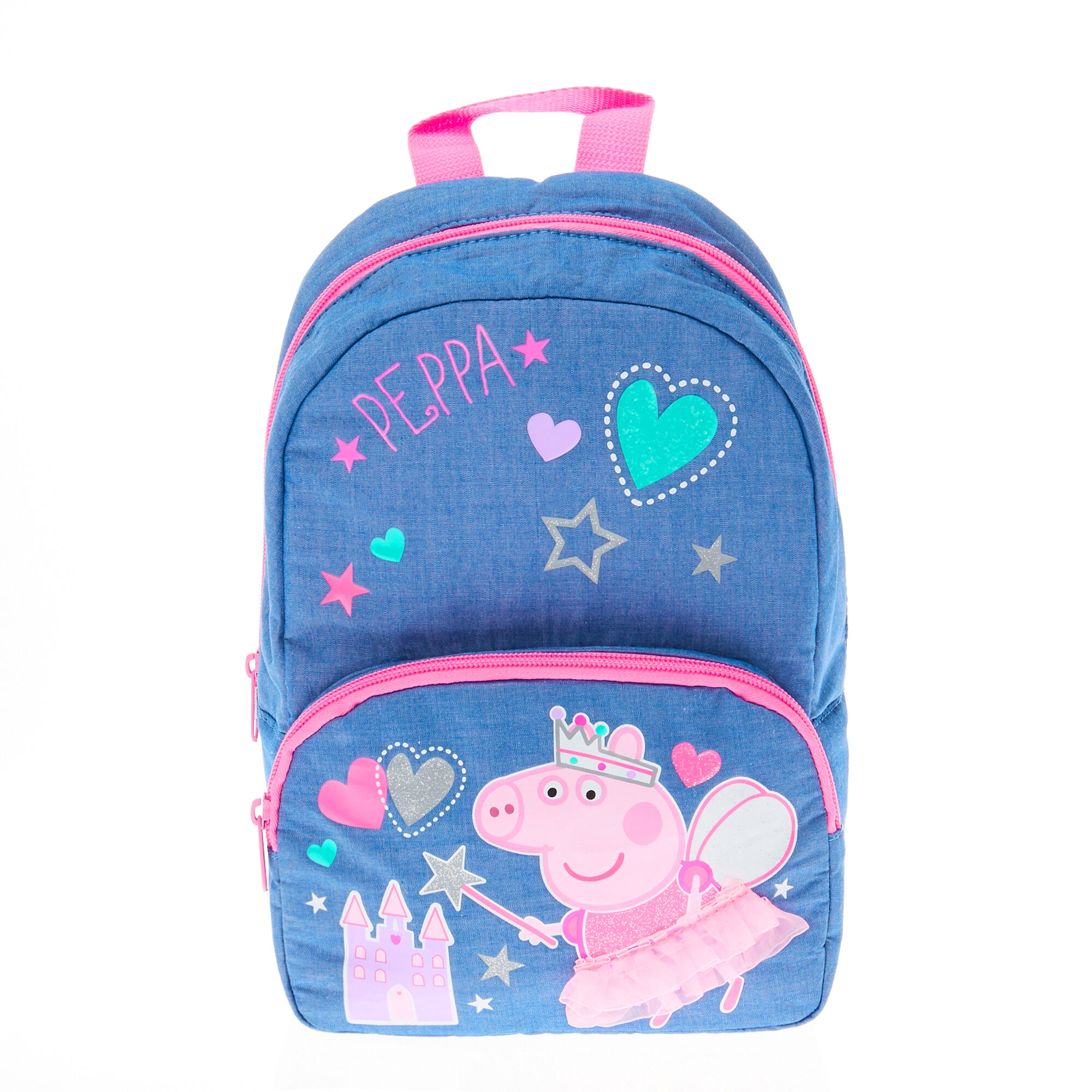 Kids Peppa Pig Fairy Backpack  a288b4262345d