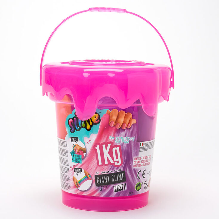 So Slime DIY™ Giant Slime Bucket - Styles May Vary,