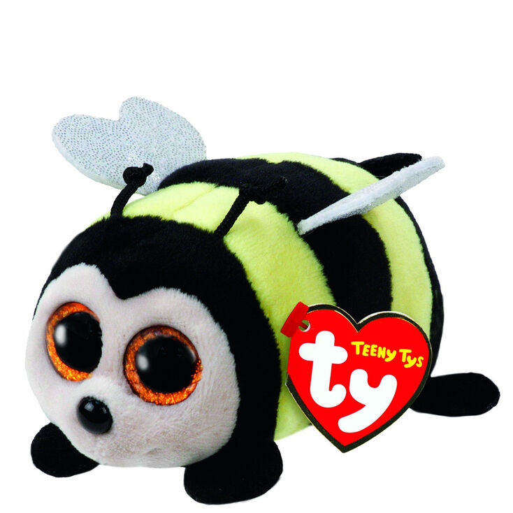 Teeny Ty Zinger The Bumble Bee Plush Toy Claire S Us