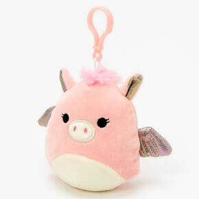 """Squishmallows™ 3"""" Dream Keyring Clip - Styles May Vary,"""