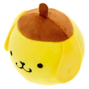 Squeezamals® Hello Sanrio Pompompurin™ Scented Plush Toy,