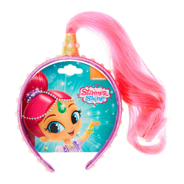Claire's - genie headband - shimmer - 1