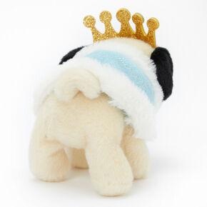 Doug the Pug™ Small Prince Plush Toy - Turquoise,