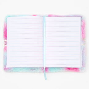 Initial Fuzzy Lock Diary - W,