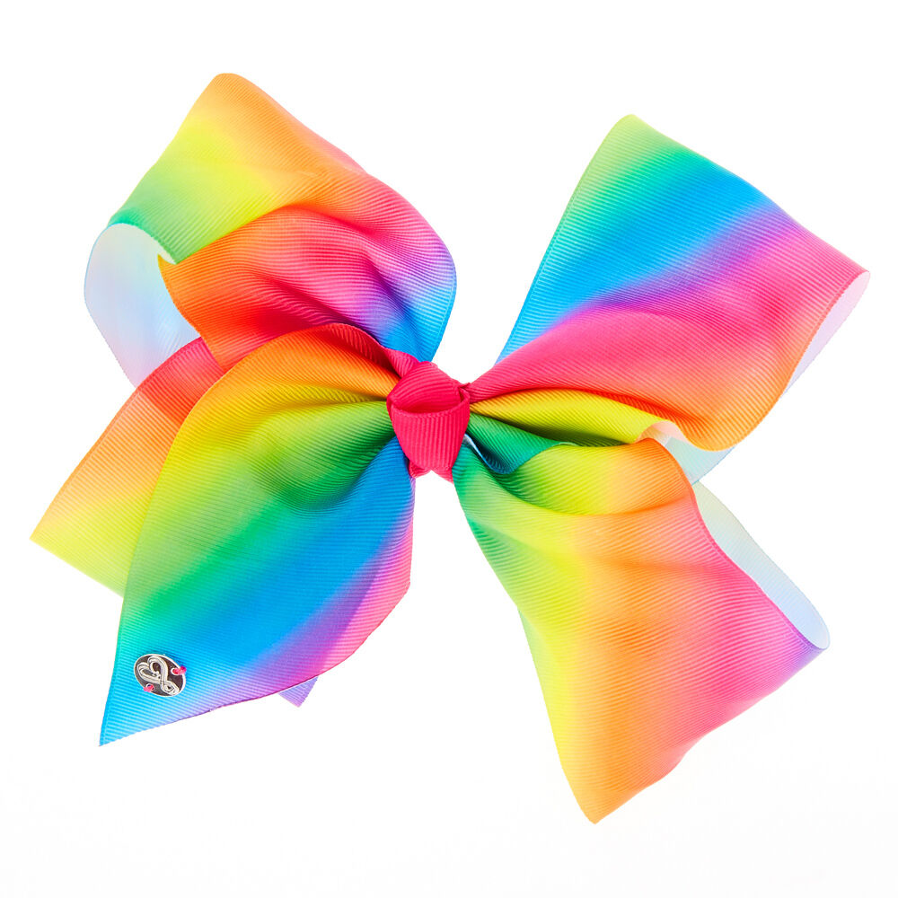 2018 Newest 12 Styles color Siwa Large Rainbow Signature Hair Bow