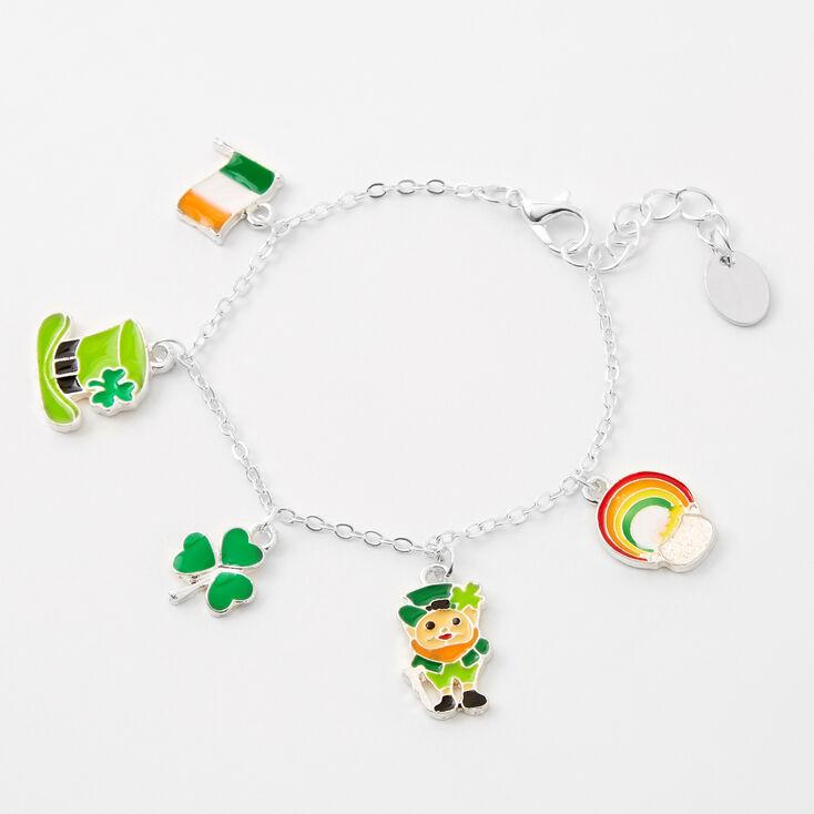 Irish Charm Link Jewelry Set - 2 Pack,