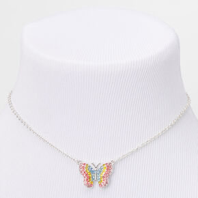 Claire's Club Rainbow Butterfly Jewellery Set - 3 Pack,