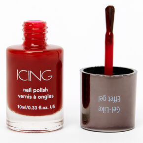 Vernis à ongles uni – Gel Red,