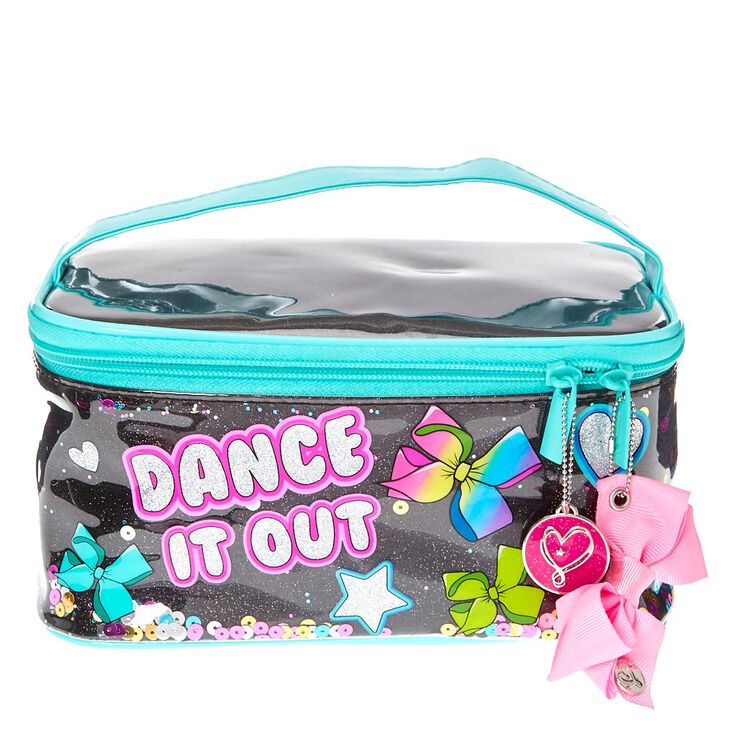JoJo Siwa trade  Dance It Out Cosmetic Bag b3b3cbb90c