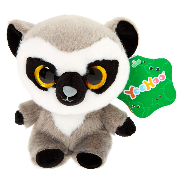 YooHoo™ Lemmee the Ring-Tailed Lemur Soft Toy,