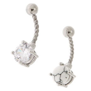 Belly Bars Belly Button Rings Claire S